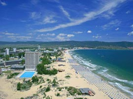 Bulgarian Black Sea Beach Hotels