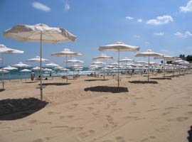 Beach holidays in Bulgaria